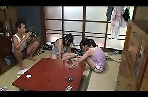 Japanese Background Boyfriend Fastening 1