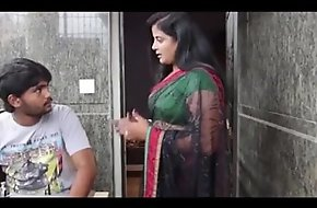 Indian Well done Bhabhi seducing Tailor - Wowmoyback