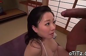 Busty japanese'_s explicit triptych