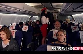 DigitalPlayground - Stiffly Girls Final Payload Chapter 2 (Aletta Ocean, Nicolette Shea, Axel Aces, Ryan Ryder)