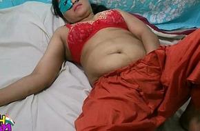 Swathi Indian Bhabhi To White-hot Shalwar Shelter Masturbation