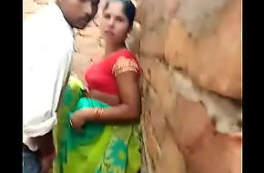 Outdoor sexual intercourse with bhabhi